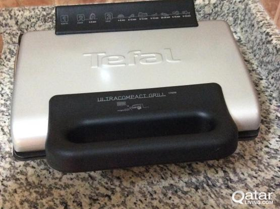 Tefal Grill very clean, almost new