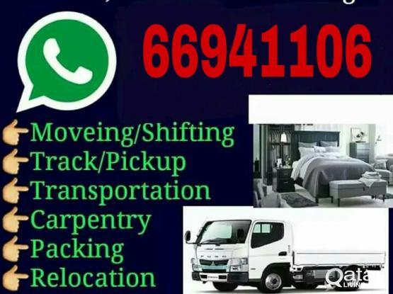 House/villa/office Shifting and Maintenance service .Call And Whatsapp-66941106.