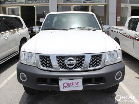 Nissan Patrol SGL 2015