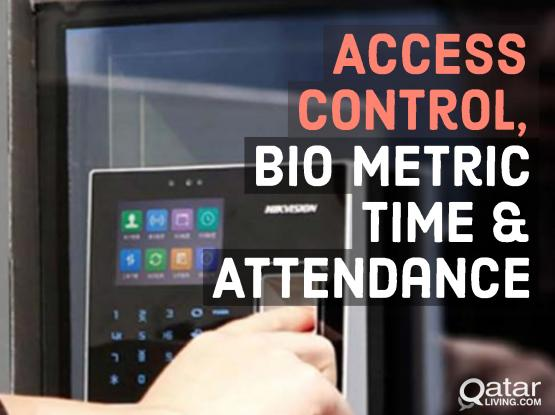 Access Control & Time & Attendance Systems