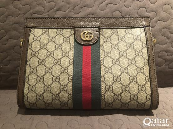 Used Gucci - Ophidia GG small shoulder bag
