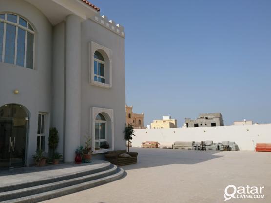 Studio Fully Furnished in New stylish villa (Al Wakra)