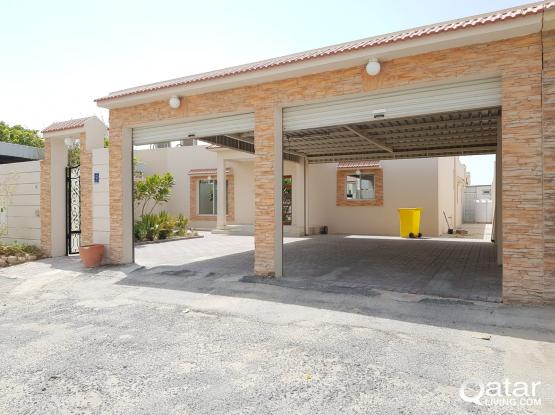 Spacious Single Floor Villa  at Al Waab