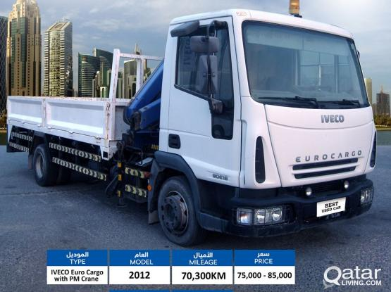 Iveco Truck 2012
