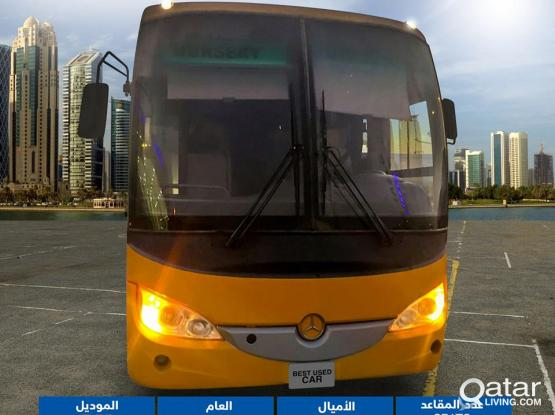 Mercedes Bus 2012