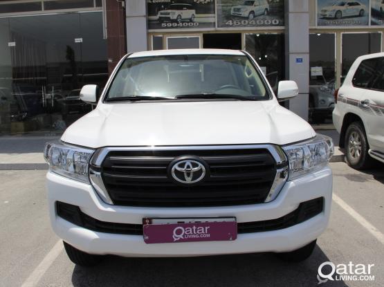 Toyota Land Cruiser G 2017