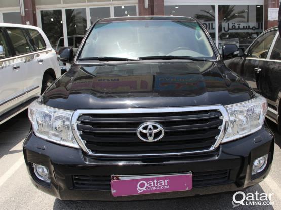 Toyota Land Cruiser GX 2014