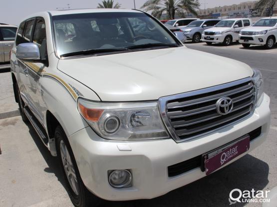 Toyota Land Cruiser VXR 2013
