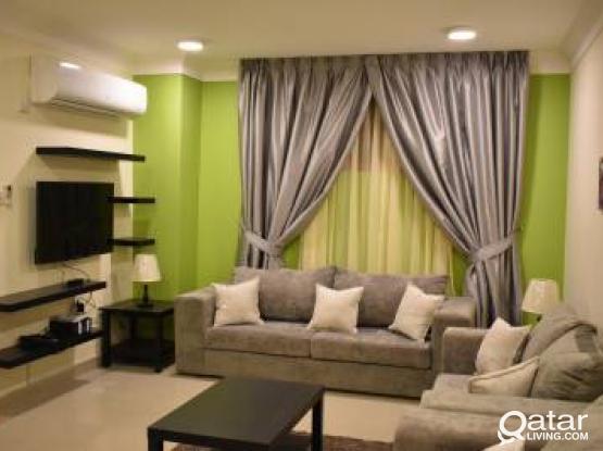 Elegant 2 Bedrooms Apartment for Rent in Al Thumama