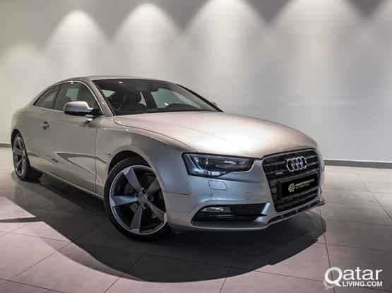 Audi A5 3.0 T 2013