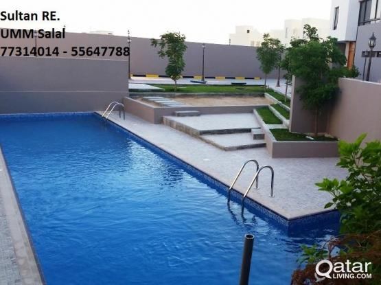 Villa Compound in Umm Salal Mohamed With Amenities.
