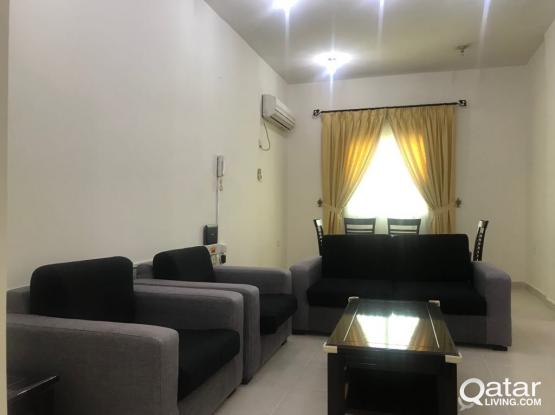 No Commission Fully Furnished 2 Bedrooms Apartment At Mansoura