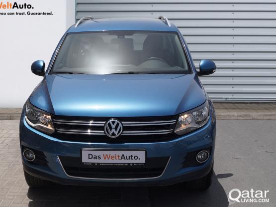 Volkswagen Tiguan 1.4 TSI 2016