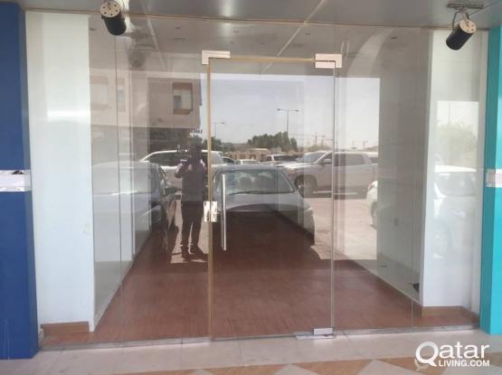 Shop in Aziziya Osman Ben affan-محل للايجار بشارع عثمان بن عفان العزيزيه