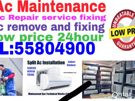 55804900/Used ac sale/Ac Maintenance/Repair/Service/Gas filling/
