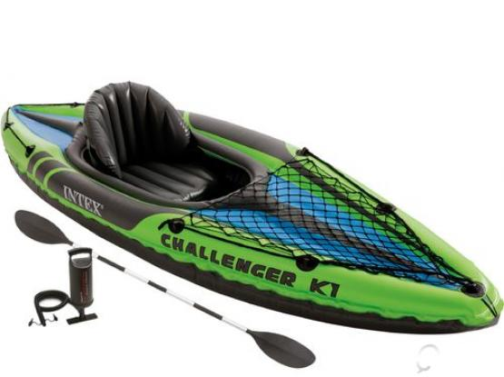 Kayak inflatable Intex Challenger K1
