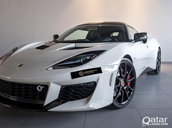 Lotus Evora 2017