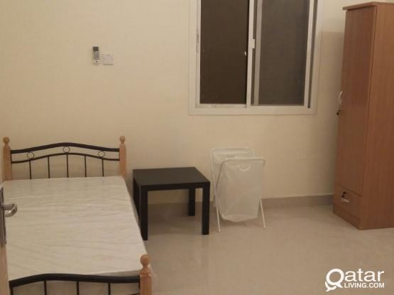 ROOM & BEDSPACE BACHELORS FULLY FURNISHED