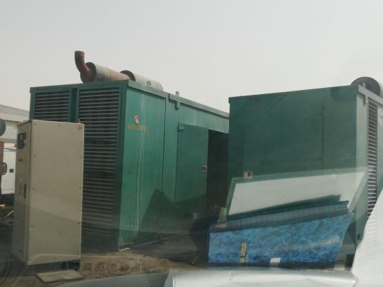 Generator 500 kva