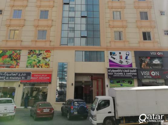 SHOP FOR RENT IN NAJMA NEAR TOYOTA SHOWROOM