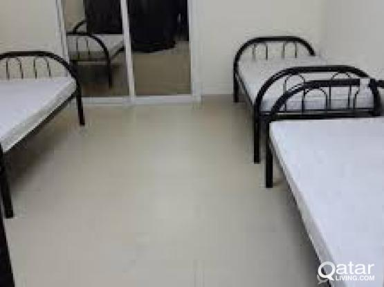 Executive bachelors 01 mall ain khalid bed space - No Commission