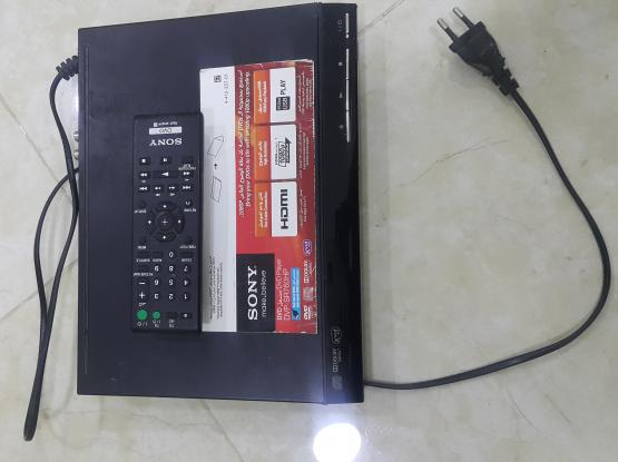 Sony DVD player USB support