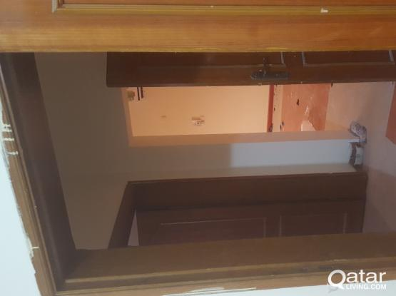 1bhk for rent in Abu hamour 3300