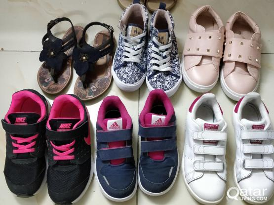 Kids shoes and sandals