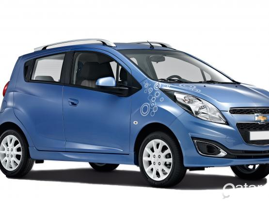 Best car! Best price! Chevrolet Spark at 1300 qar just call 44154467