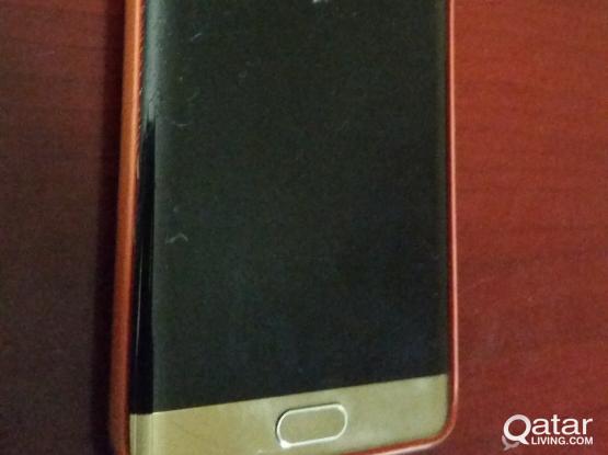 Samsung Galaxy S6 Edge Plus,4GB Ram,Screen Cracked