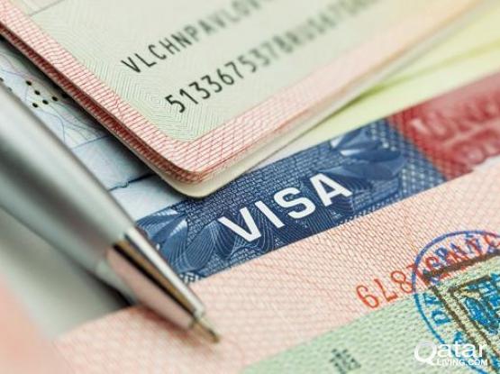 Qatar Business Visa, Tourist Visa, Freelance Visa