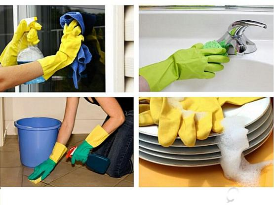 house cleaning services 3hour 70qr call 74778366