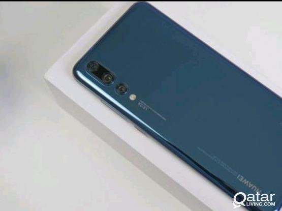 Huawei p20 pro only box new