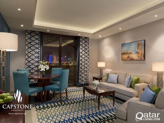 ALL INCLUSIVE | Luxury Hotel Apartment in Prime Location (NO COMMISSION)