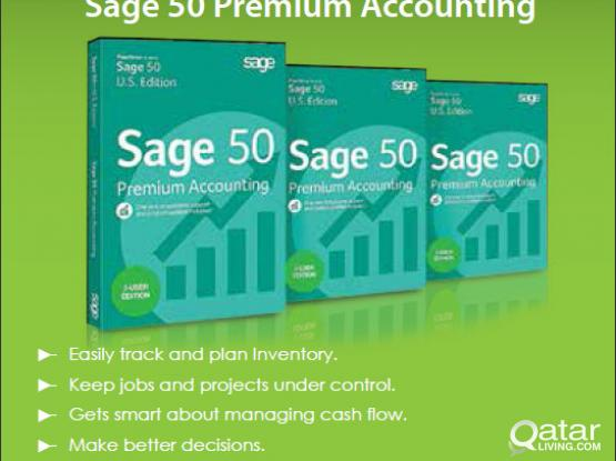 SAGE 50 (PEACH TREE ) SOFTWARE @ SPECIAL PRICE