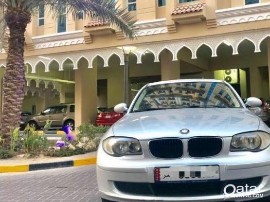 BMW 1-Series 118 i 2008