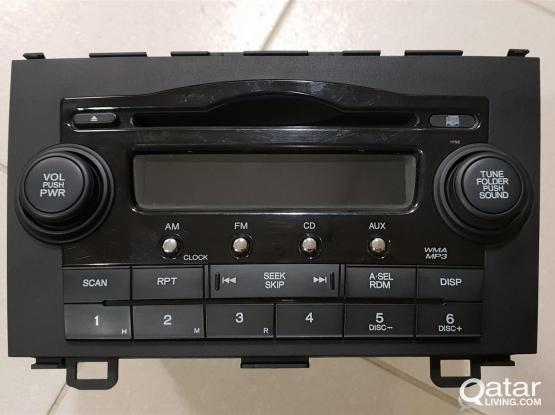 2007 Honda CRV Multimedia Player