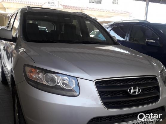 Hyundai SantaFe 2009