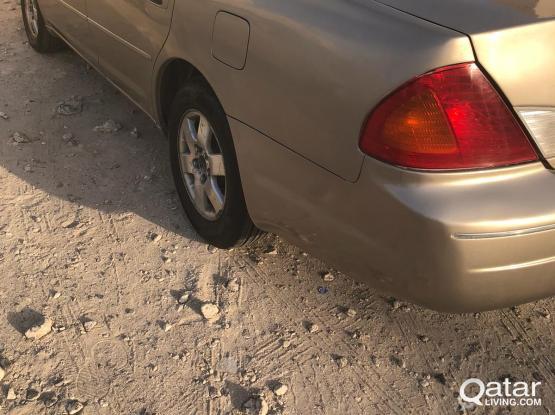 Toyota Avalon Limited 2001