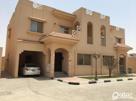 NO COMMISSION !!! 1 MONTH FREE !! 6 BHK VILLAS FOR FILIPINO FAMILIES /EXECUTIVES / STAFFS - IN HILAL - DOHA!!