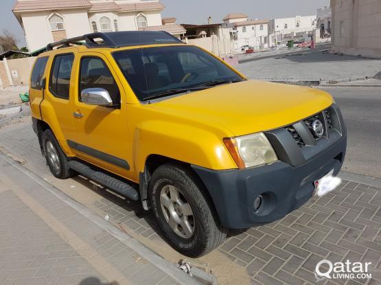 Nissan Xterra SE 2008