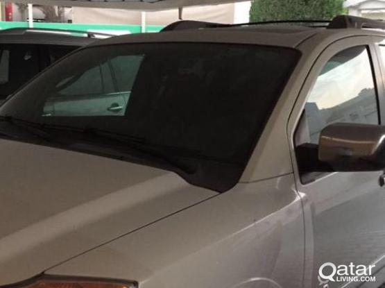 Nissan Armada  2010