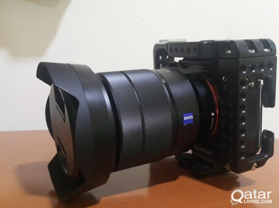 Urgent SALE!! Sony A7S +  16-35mm f4