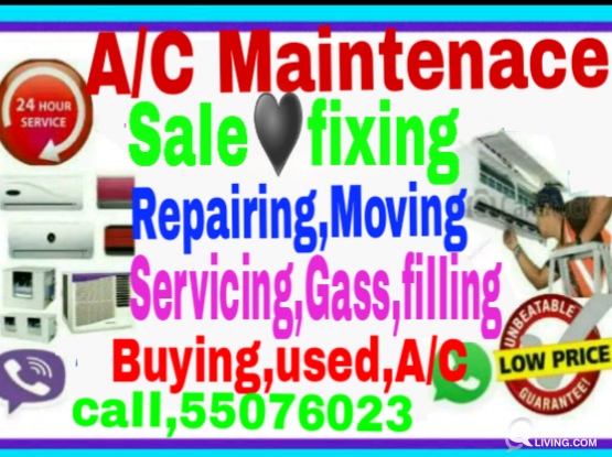 A/C,SaIe/spIit/window/Repairing Call,55076023