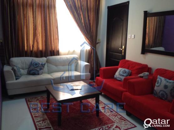 furnished 2bhk flat near Crazy signal- including water,elec&internet