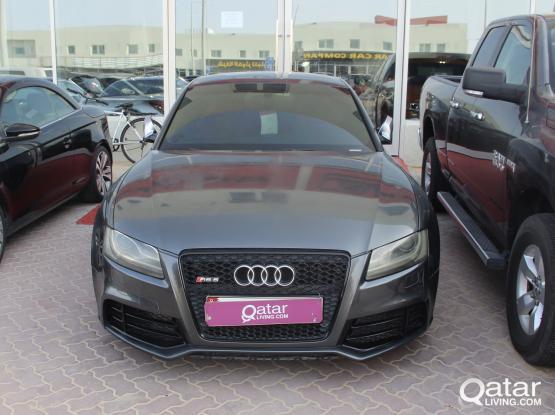 Audi RS 5 2011
