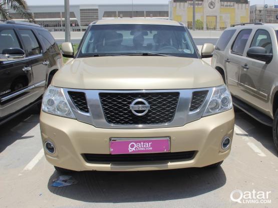 Nissan Patrol SE 2011