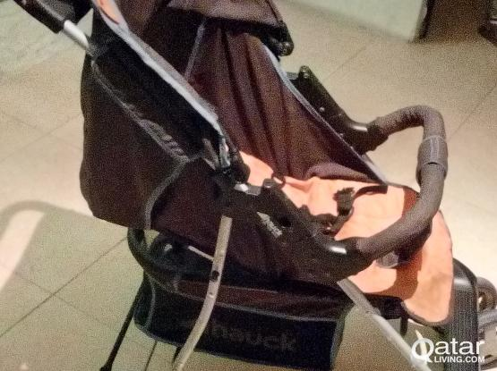 Hauck Baby Stroller for sale & others furniture items