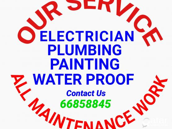 HOUSEHOLD ALL MAINTENANCE WORKER AVAILABLE 66858845