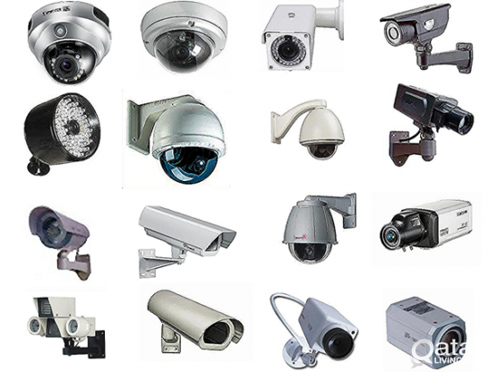 CCTV Camera and Data/Voice Cabling Service